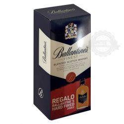 Ballantines Finest + Hard Fire 200cc