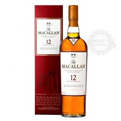 The Macallan 12 años Sherry Cask