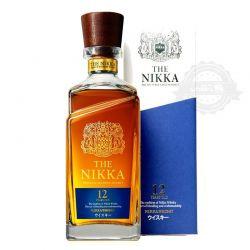 The Nikka 12 años