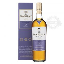 The Macallan 18 años Fine Oak