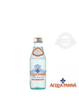 Acqua Panna vidrio s/gas 250cc