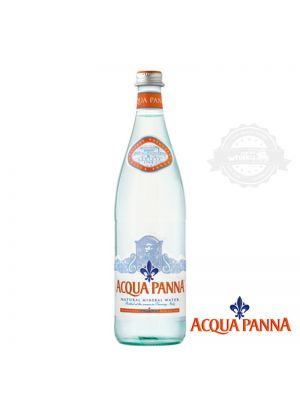 Acqua Panna vidrio s/gas 750cc