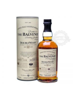 Balvenie 12 DoubleWood Single Malt