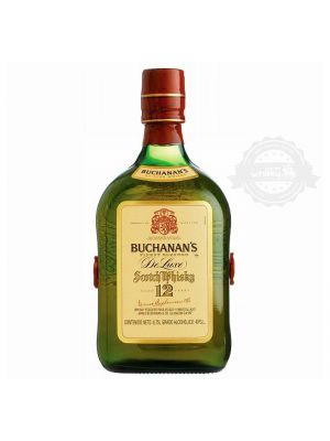 Buchanans de Luxe 12 años Scotch whisky