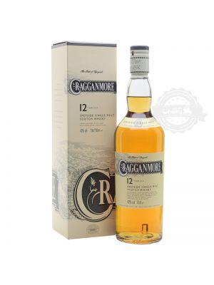 Cragganmore 12 años