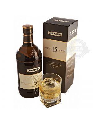 Drambuie 15 años, Licor de Whisky