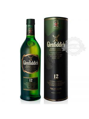 Glenfiddich 12 años Whisky de Malta