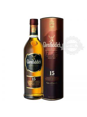 Glenfiddich 15 años Whisky de Malta