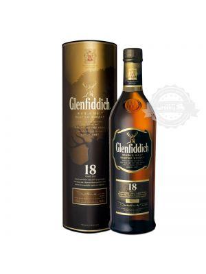 Glenfiddich 18 años Whisky de Malta