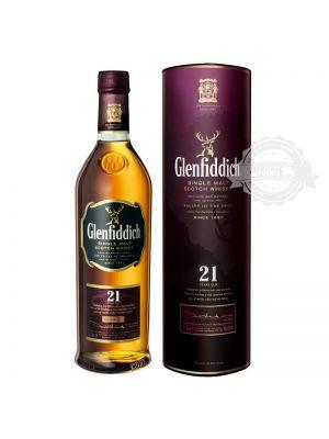 Glenfiddich 21 años Whisky de Malta