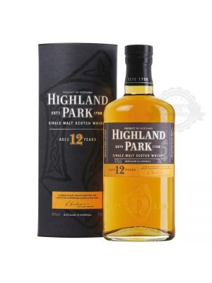 Highland Park 12 años Single Malt Whisky