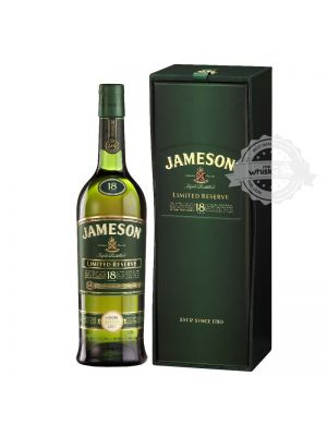 Jameson 18 Y Irish Whiskey
