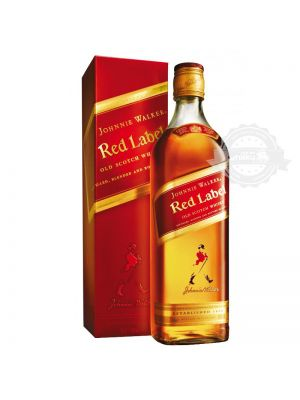 Johnnie Walker Red Label 750 cc
