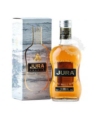 Jura 10 años whisky Single Malt