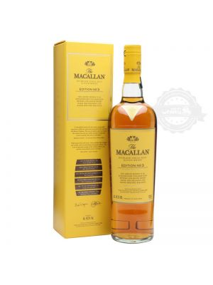 The Macallan Edition 3