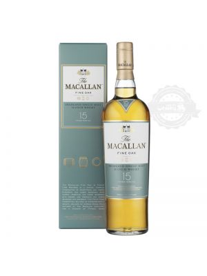 The Macallan 15 años Fine Oak