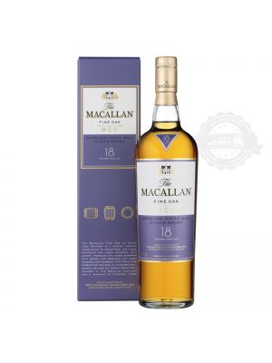 The Macallan 18 años Fine Oak
