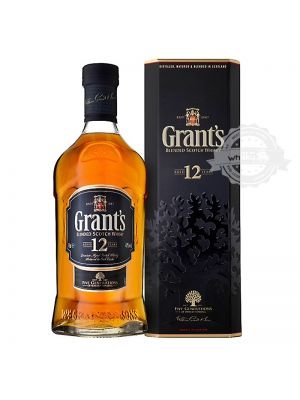 Whisky Grants 12 años Scotch Whisky