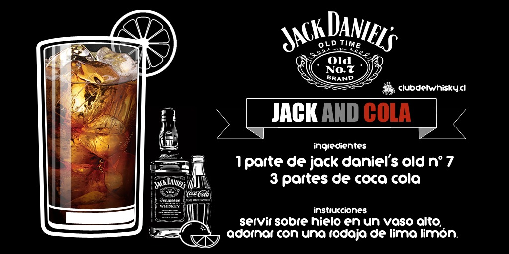 Jack and Cola