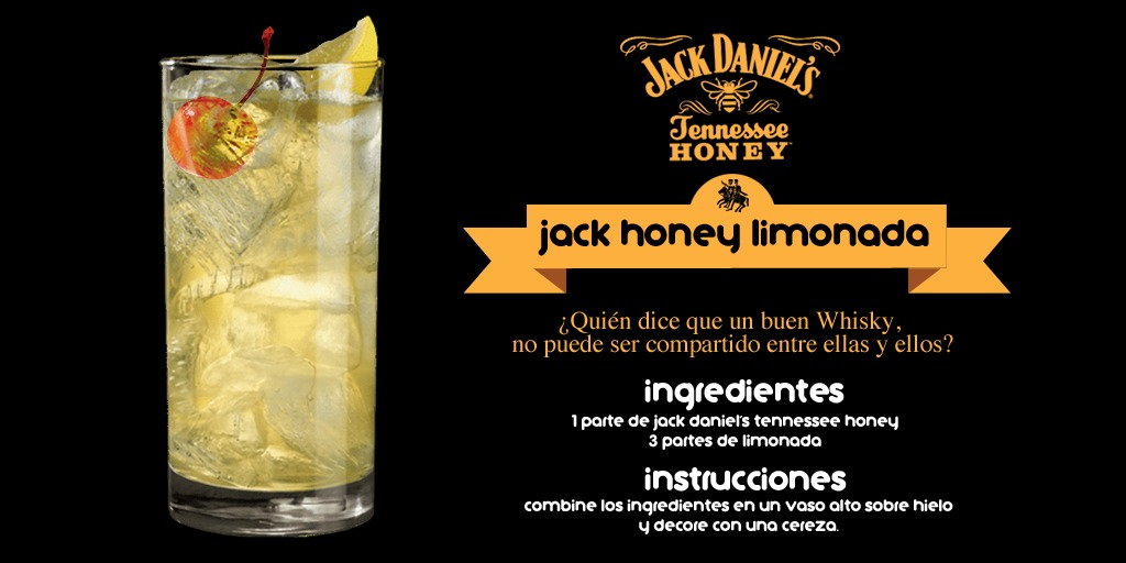 Jack Honey limonada