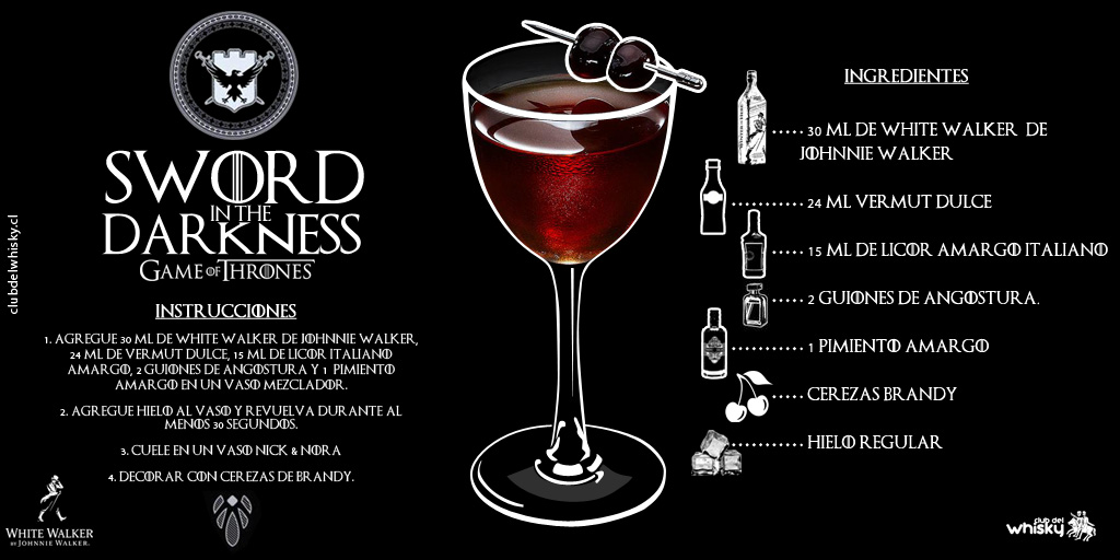 SWORD IN THE DARKNESS | GAME OF THRONES